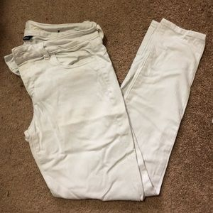 White AE Jeggings